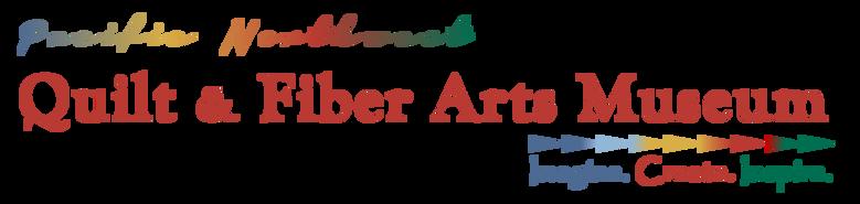 Pacific Northwest Quilt & Fiber Arts Museum logo