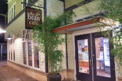 Bean Cafe The logo