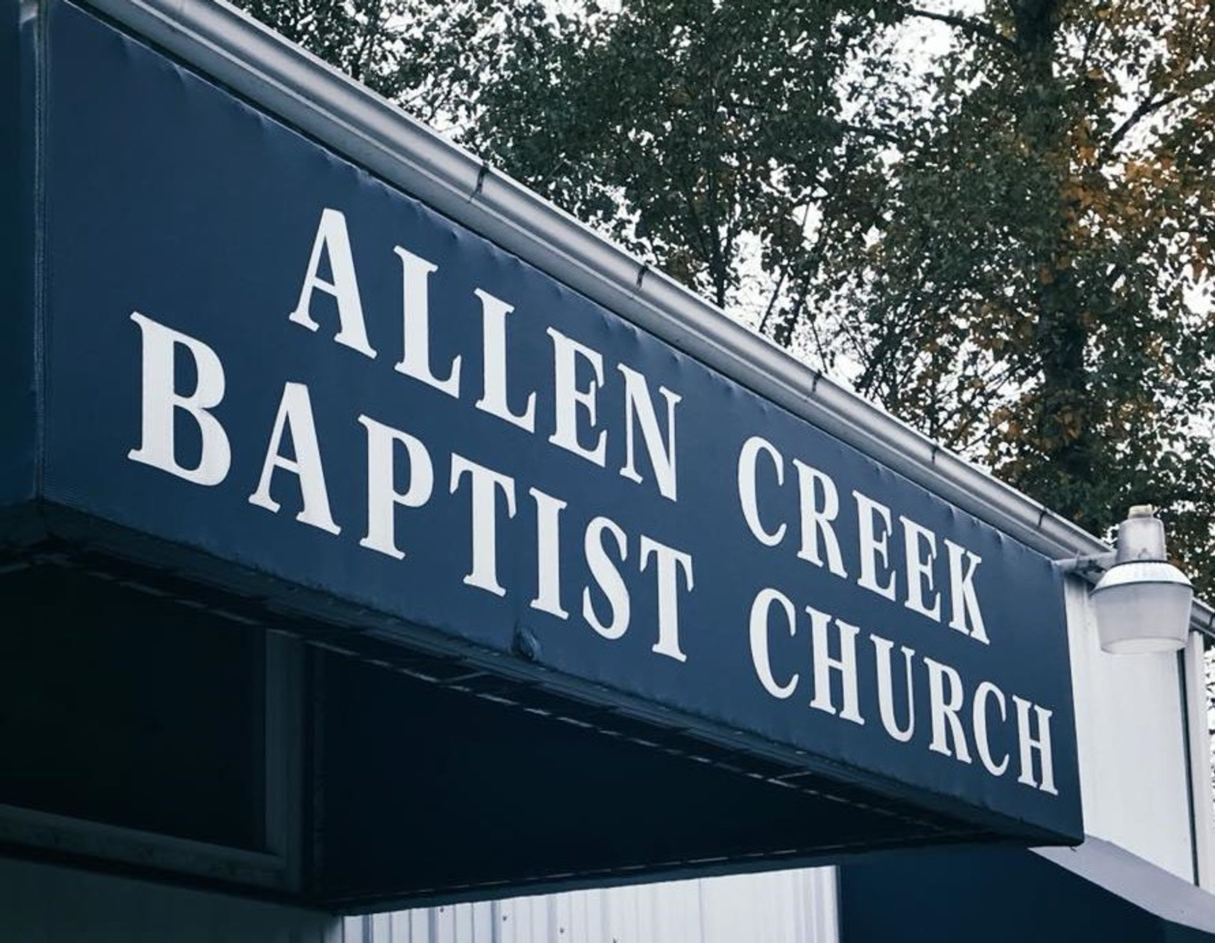 Allen Creek Baptist Church logo