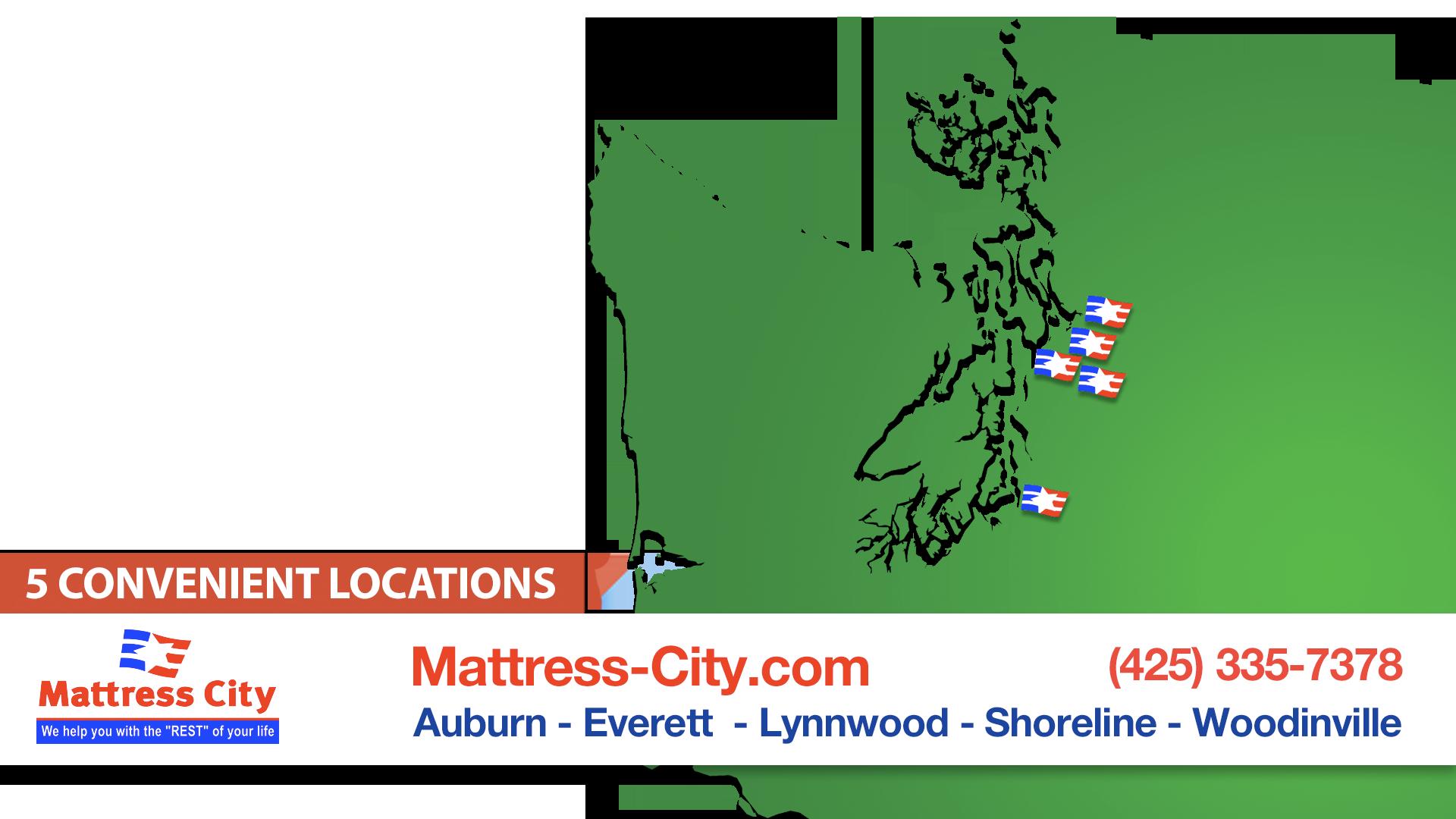 Mattress City logo