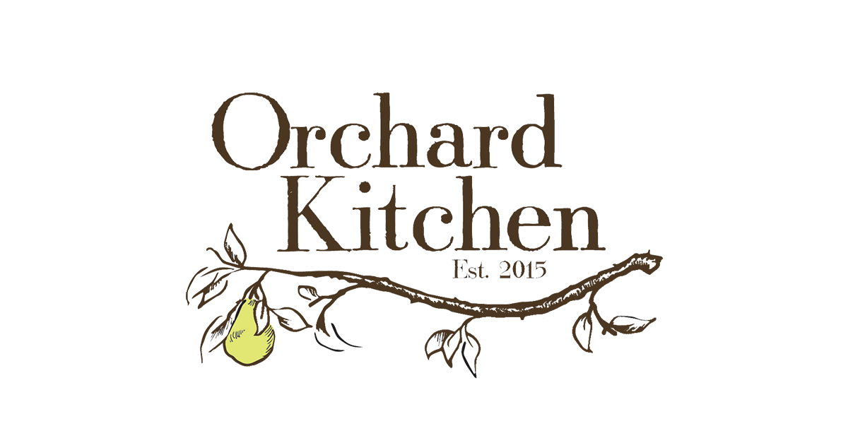 Orchard Kitchen The logo