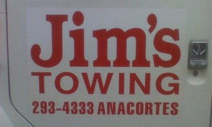 Absolute Towing & Recovery By Jim's Towing logo