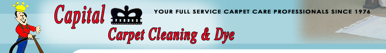 Capital Carpet Cleaning logo