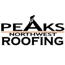 Peaks Northwest Roofing logo