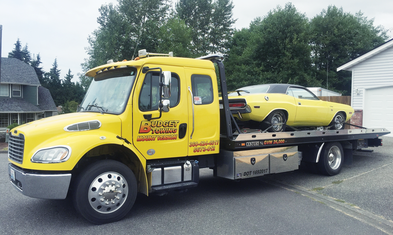 Budget Towing And Auto Repair logo