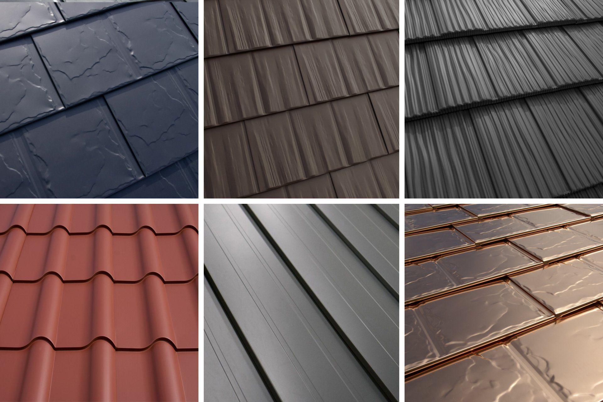 Interlock Metal Roofing logo