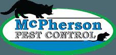 McPherson Pest Control logo