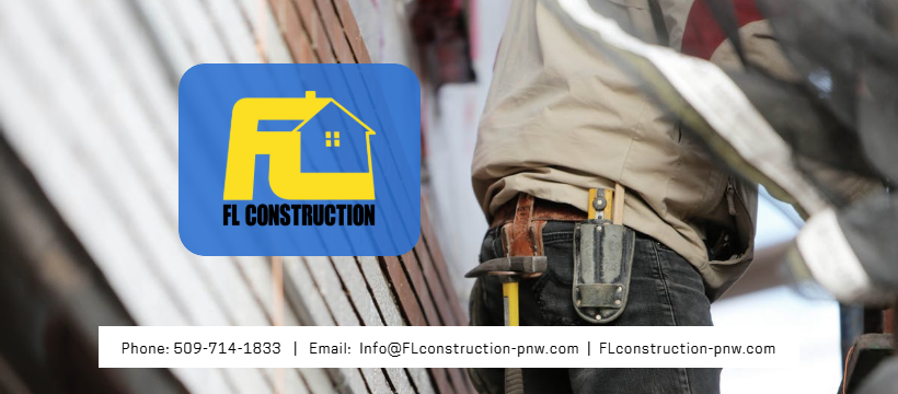 FL Construction & Remodel logo