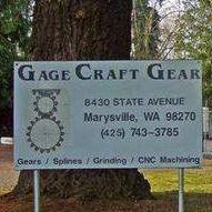 Gage Craft Gear Inc logo