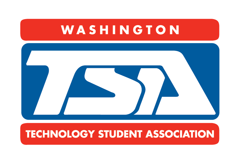 Washington Technology Student Association logo
