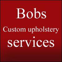 Bobs Custom Upholstery Services logo