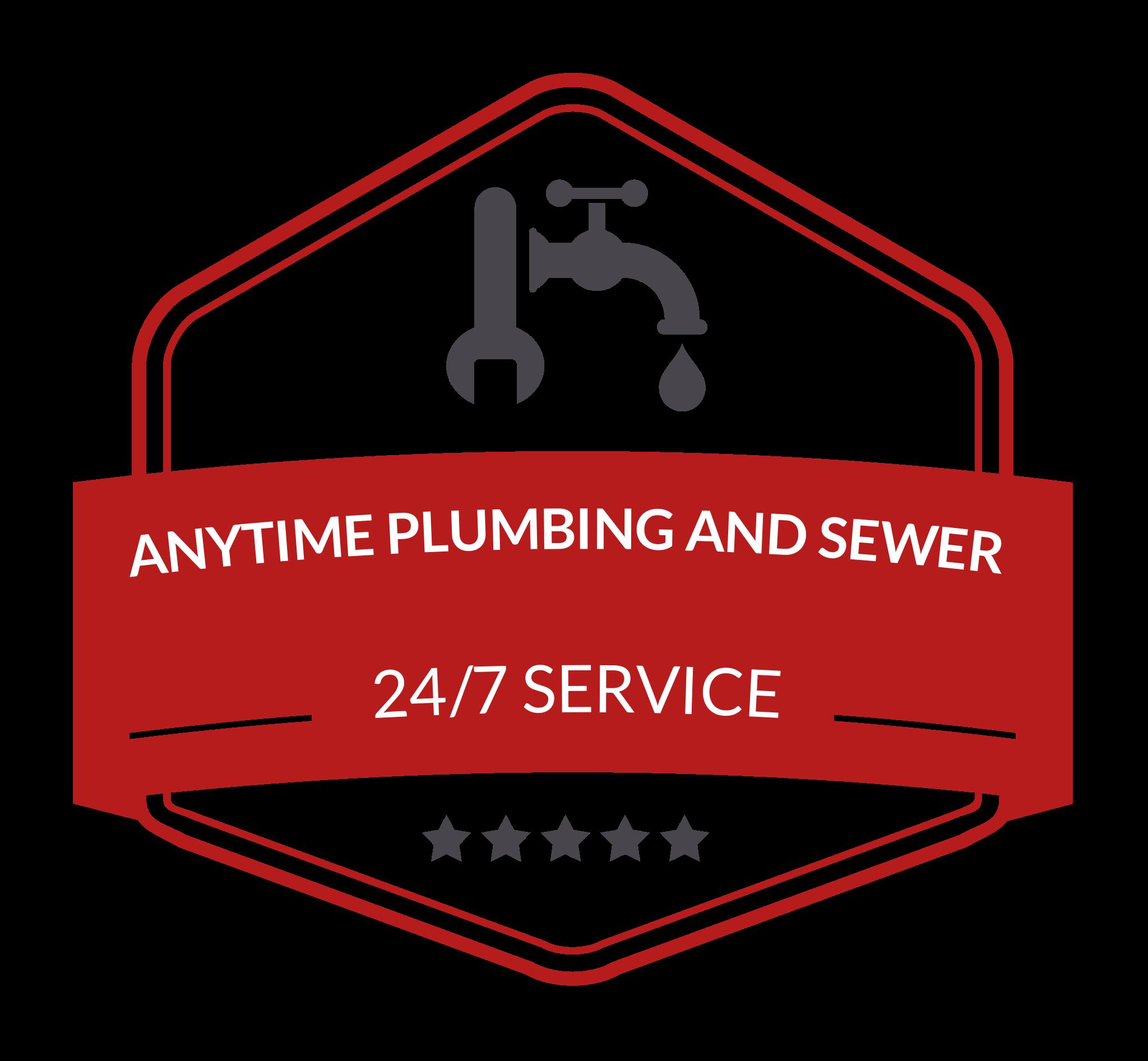 Anytime Plumbing & Sewer LLC logo