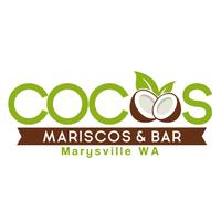 Cocos Mariscos & Bar Marysville logo