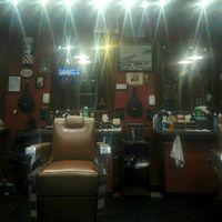State Street Barber Shop logo