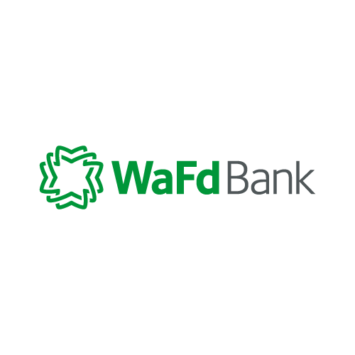 WaFd Bank logo