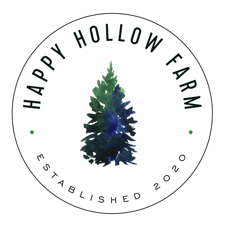 Happy Hollow Farm logo