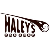 Haley's Pro Shop logo