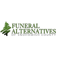 Funeral Alternatives of Snohomish County logo
