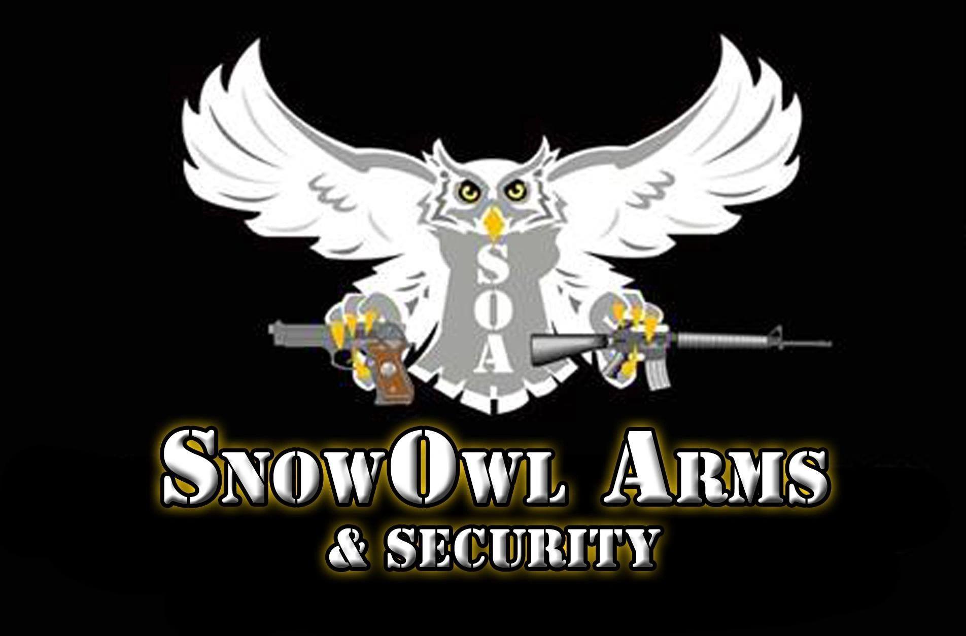 SnowOwl Arms & Security LLC logo