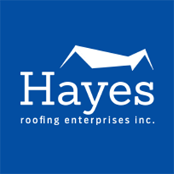 Hayes Roofing Arlington WA logo