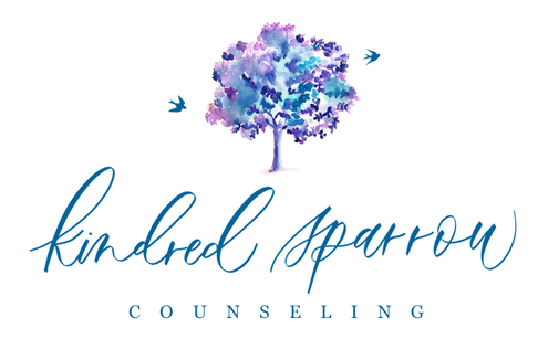 Kindred Sparrow Counseling logo