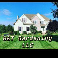 B & t Gardening LLC logo