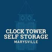 Clock Tower Self Storage - Marysville logo