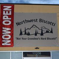 Northwest Biscotti logo