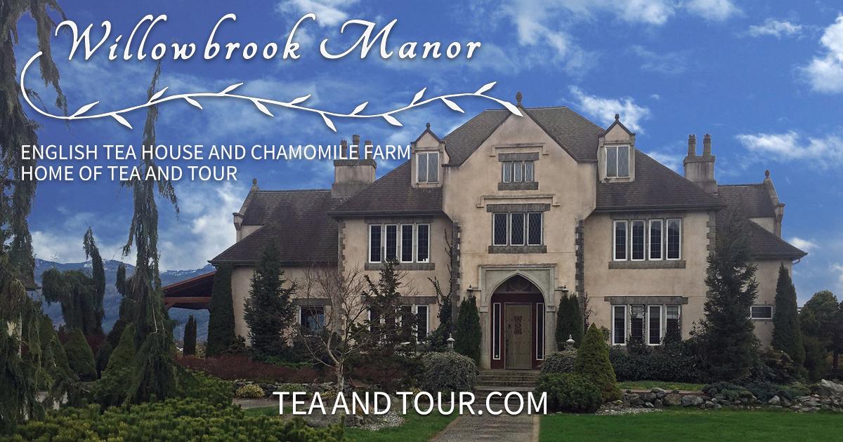 Willowbrook Manor English Tea logo