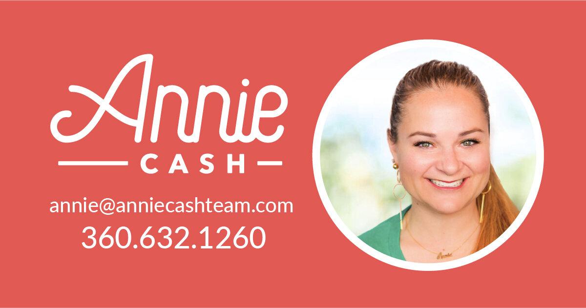 Annie Cash | Windermere Real Estate logo