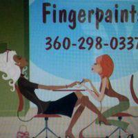 Fingerpaints Nail Salon logo