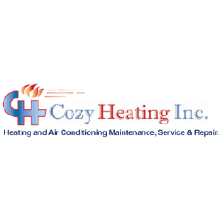 Cozy Heating Inc. logo