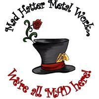 Mad Hatter Metal Works logo