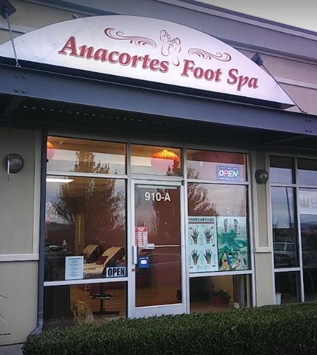 Anacortes Foot Spa logo