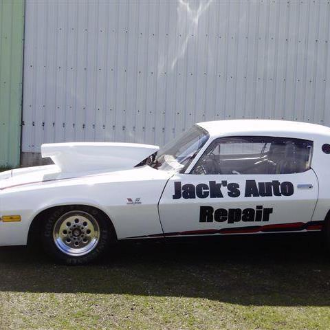 Jack's Auto Repair logo