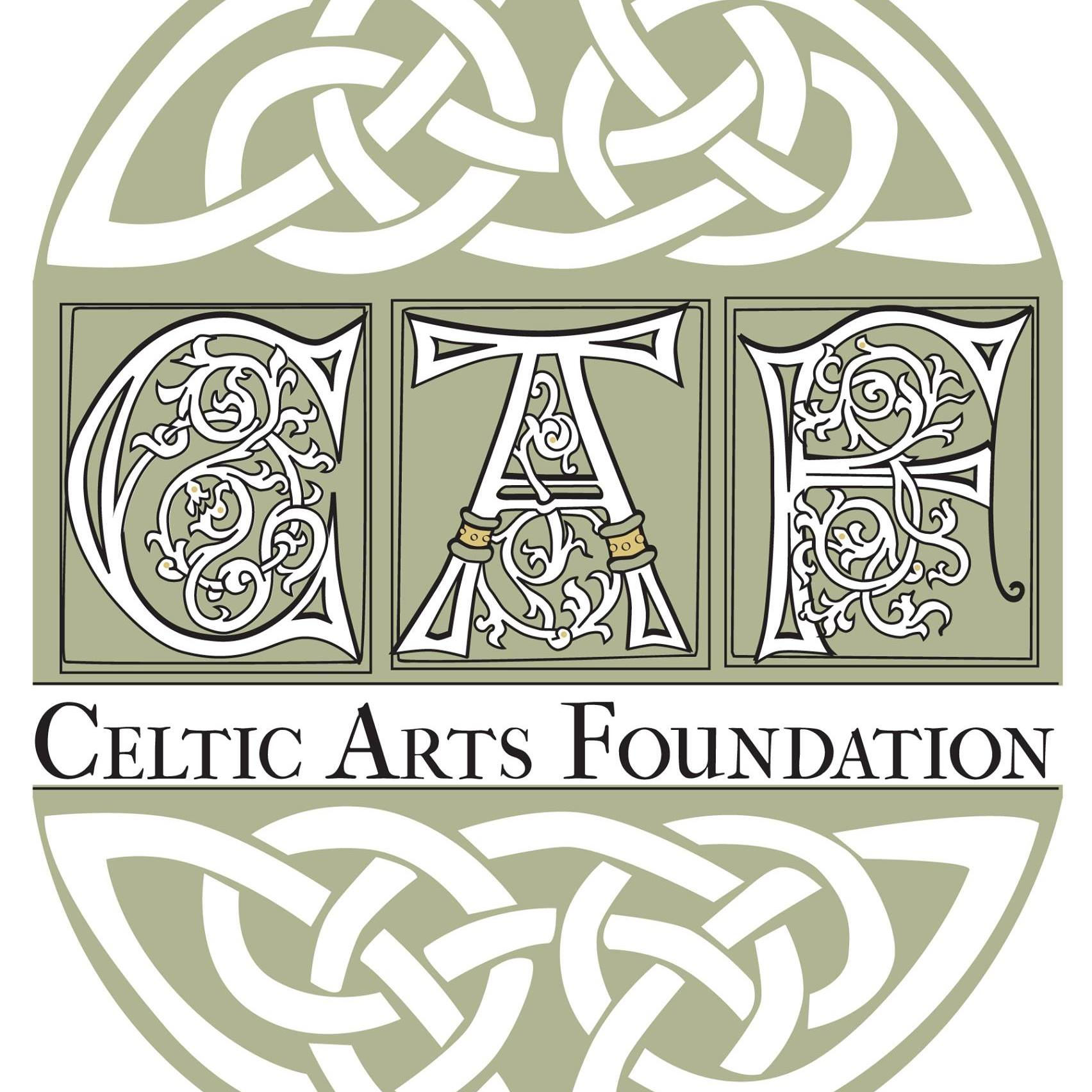 Celtic Arts Foundation logo