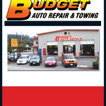 Budget Auto Repair & Towing logo