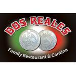Dos Reales logo