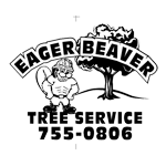 Eager Beaver Tree & Shrub Service logo