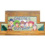 Greene's Gun Shop logo