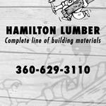 Hamilton Lumber & Hardware logo