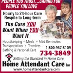 Home Attendant Care Inc logo