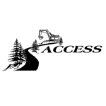 Access Excavating logo