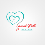 Sacred Path Day Spa logo