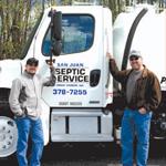 San Juan Septic Service logo