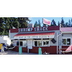 Shrimp Shack The logo