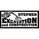 Stephen Excavation & Construction logo