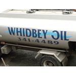 Whidbey Oil  logo