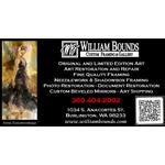 William Bounds Custom Framing & Gallery logo