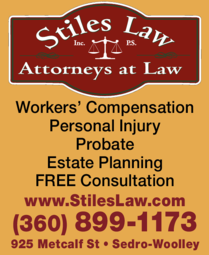 Print Ad of Stiles Law Inc Ps
